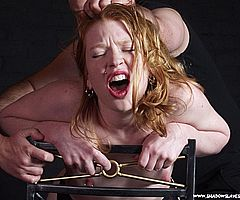The Caning Of Madison Young